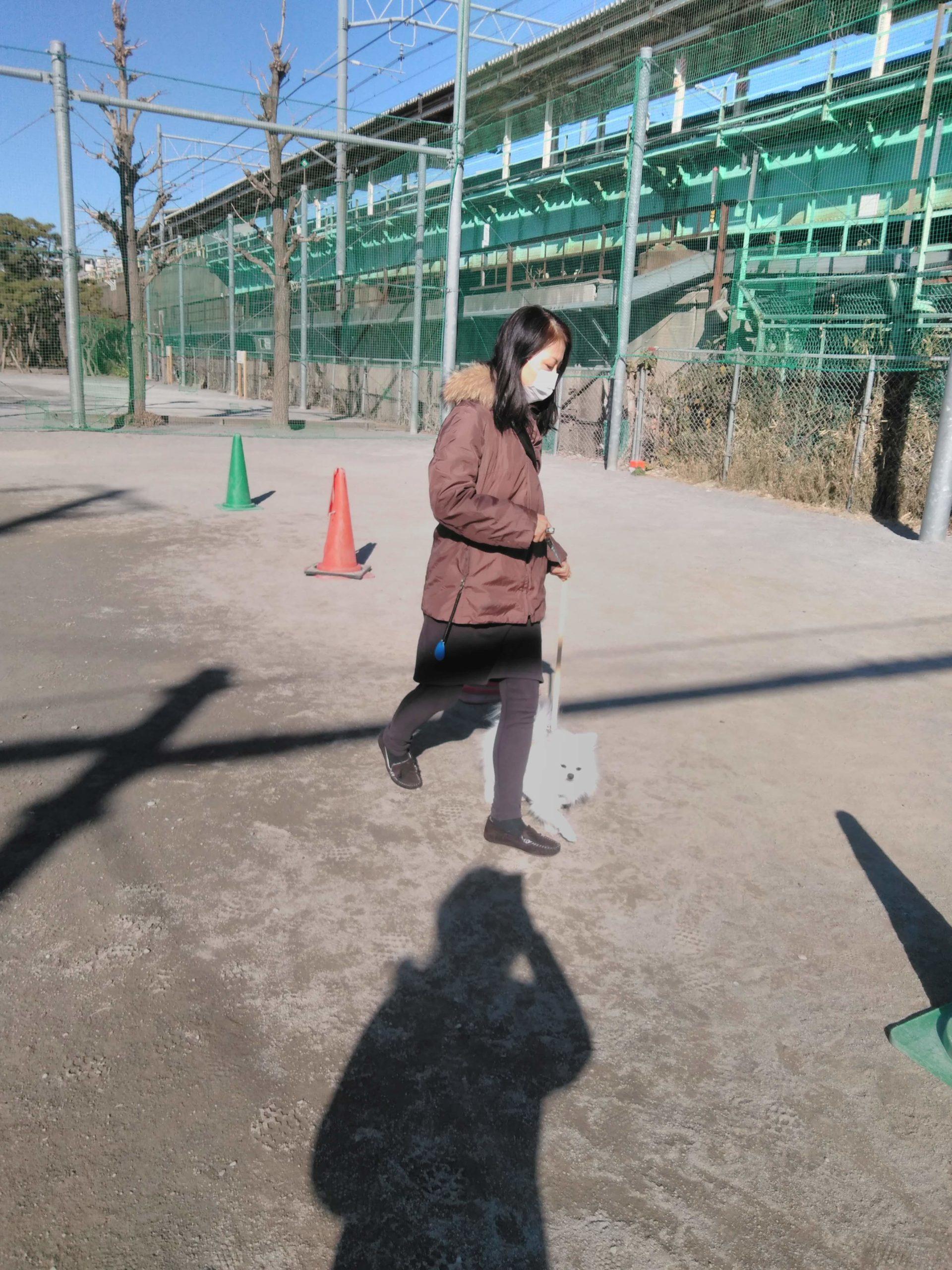 公園レッスン2